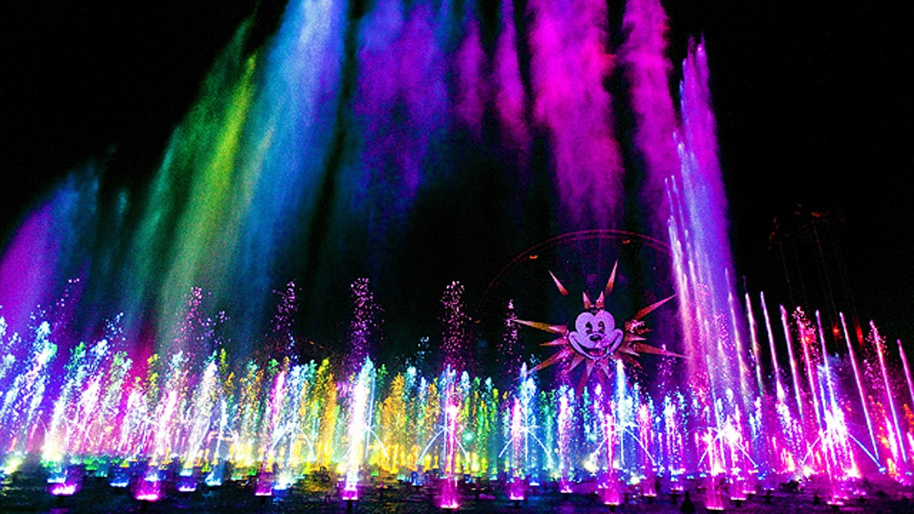 Disney's World of Color