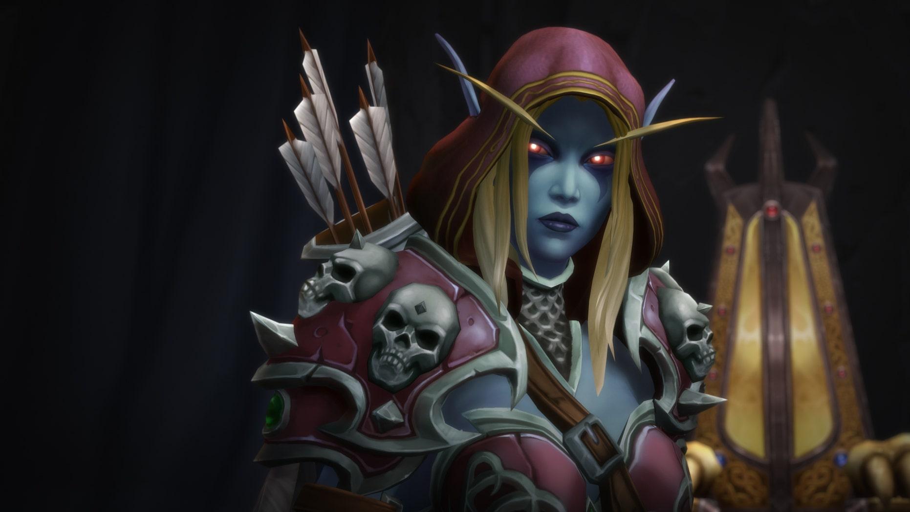 """World of Warcraft"" screenshot (Blizzard Entertainment)"
