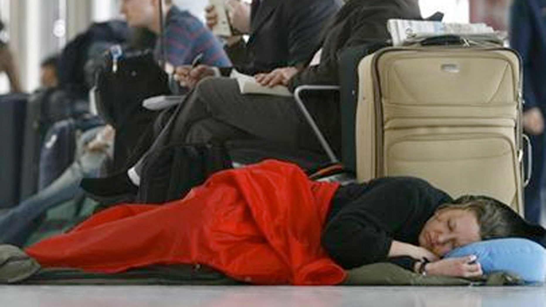 Avoid these airports if you can.  Travelers rate them for having the fewest conveniences.