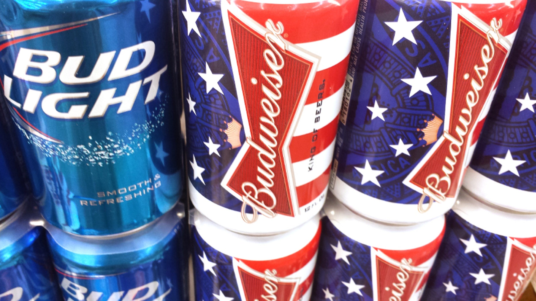 In 2013, the company issued a redesigned can commemorating July Fourth.