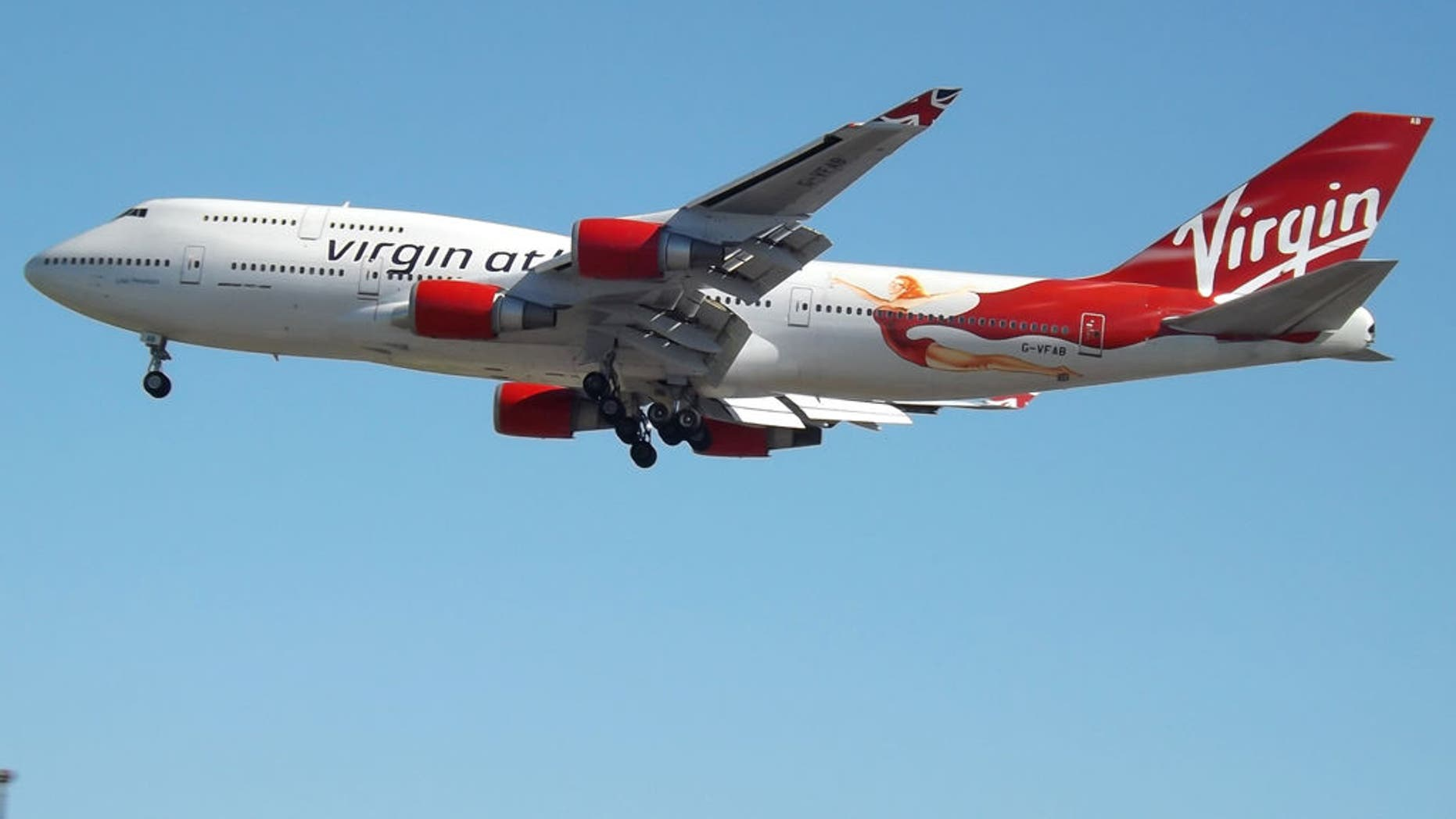 A retired Boeing 747-400 Virgin Atlantic aircraft could become your very own private jet.