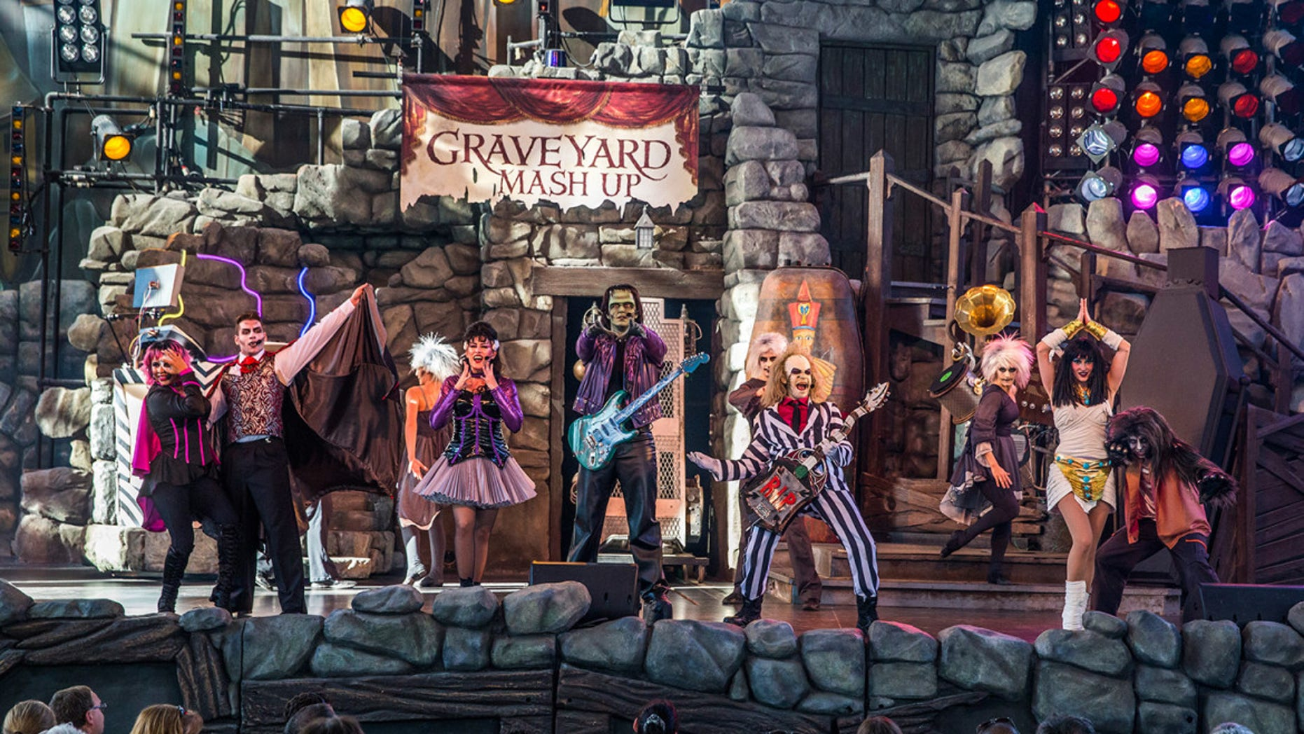 """Universal's """"Beetlejuice Graveyard Revue"""" will run through Jan. 5 after fans asked for more time to say goodbye."""