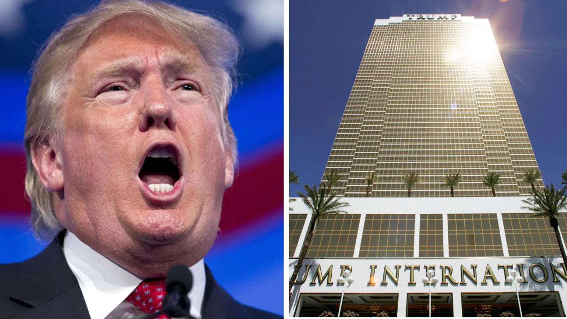 Is Trump's presidential run hurting his hotel business?