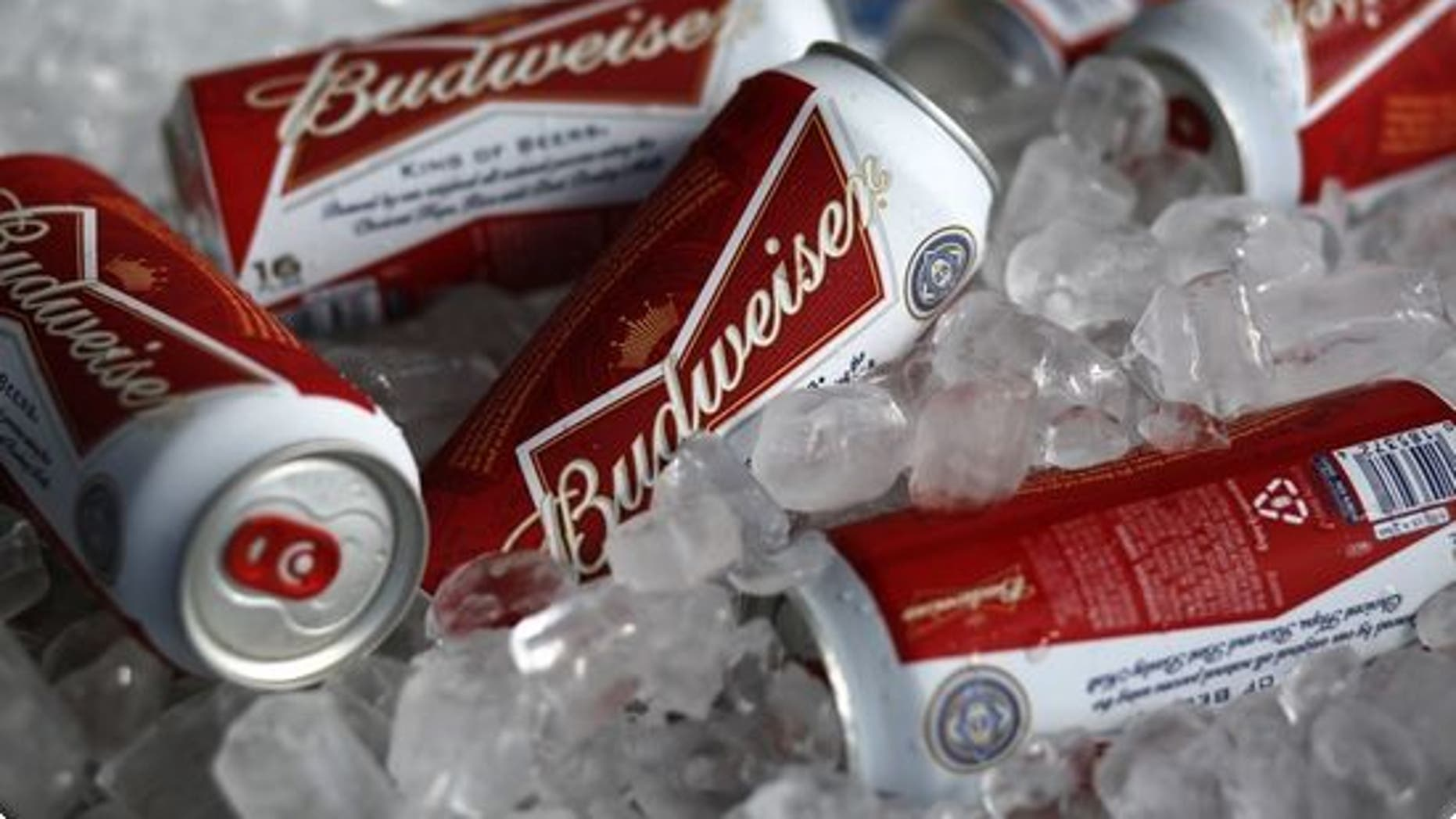 Budweiser is moving away from super macho marketing.