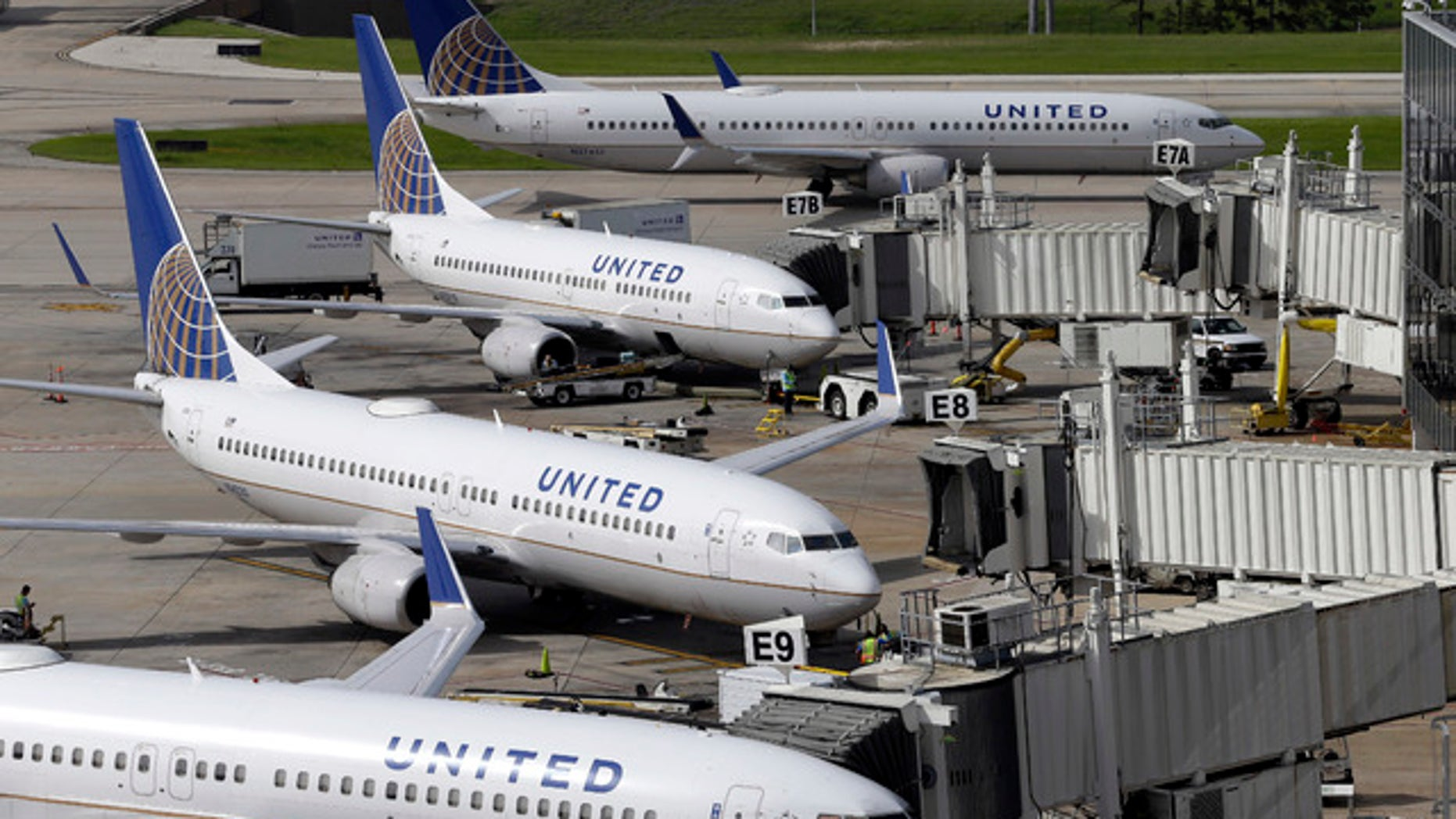 United is facing steep competition from budget carriers like Spirit and Frontier.