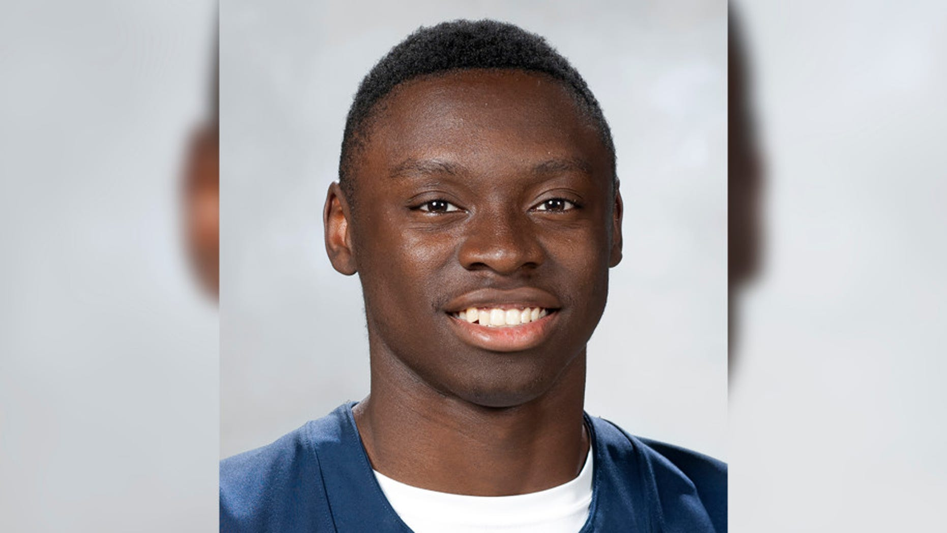 Derek Loccident, a 20-year-old defensive back at the University of Central Oklahoma, had his left foot severed by a train early Sunday.