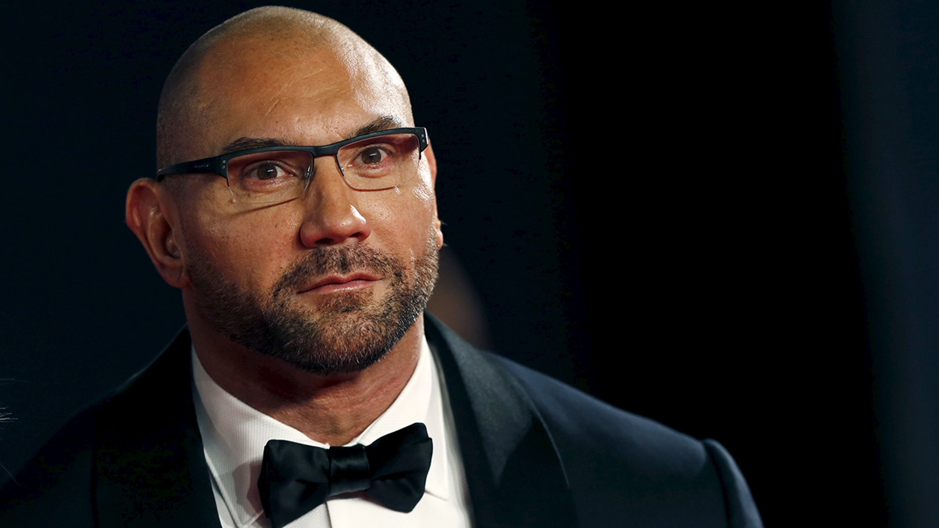 Dave Bautista, a former WWE star, returned to RAW on Monday.