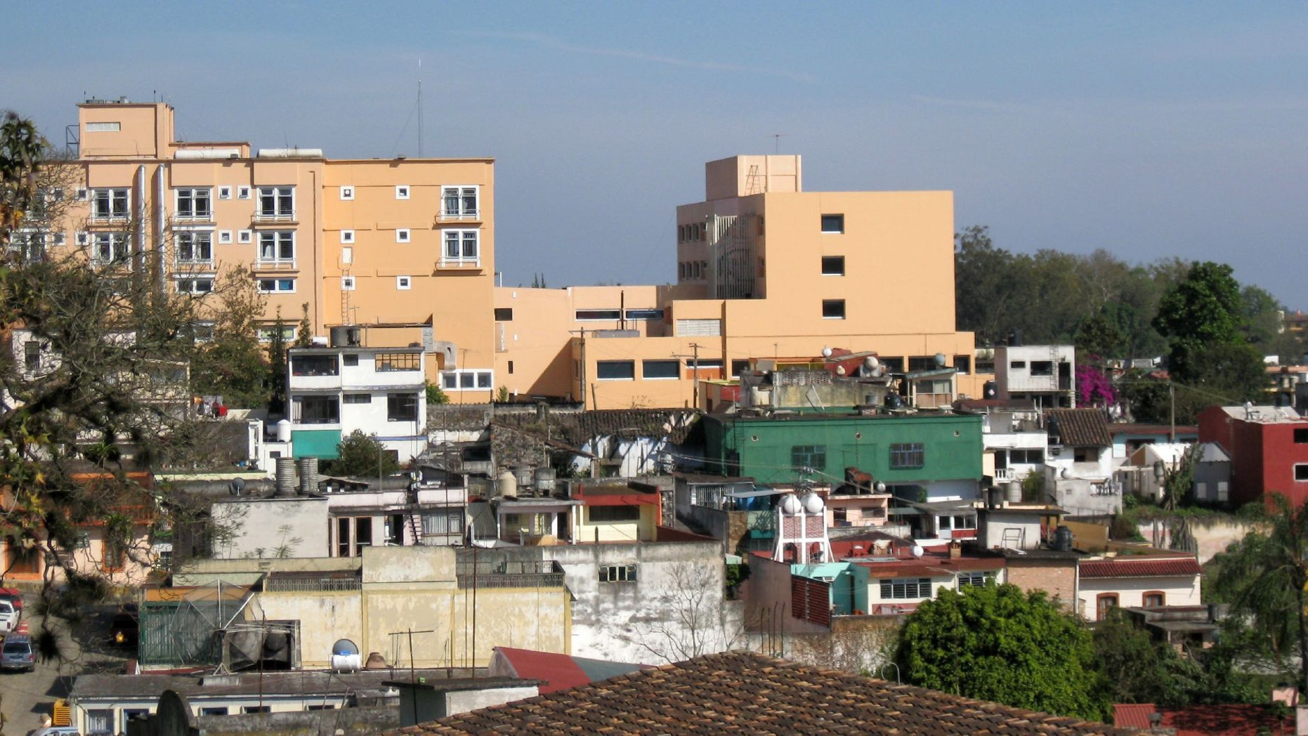 """The city of Xalapa, Veracruz. <a href=""""http://www.flickr.com/photos/swigart/2292456670/sizes/o/in/photostream/"""">(Flickr)</a>"""