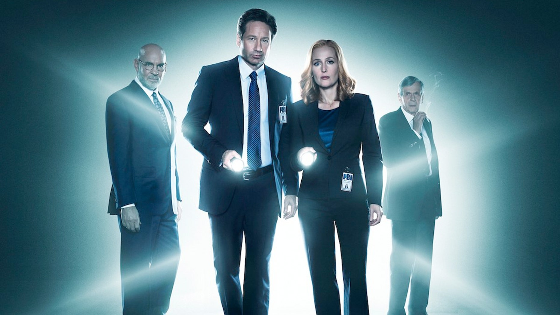 """""""The X-Files"""" is back."""