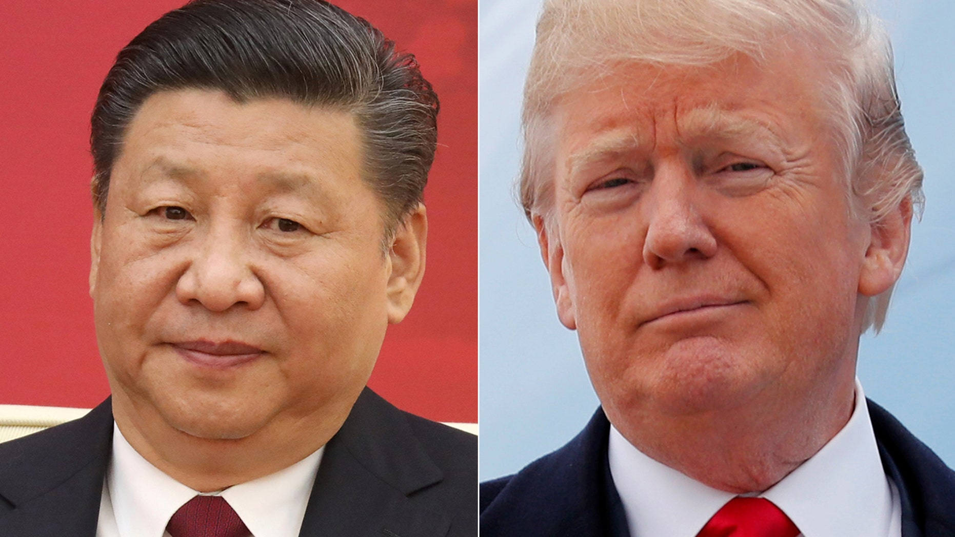 Chinese President Xi Jinping took a veiled shot at President Donald Trump on Tuesday during his nationalistic address to parliament regarding Taiwan.