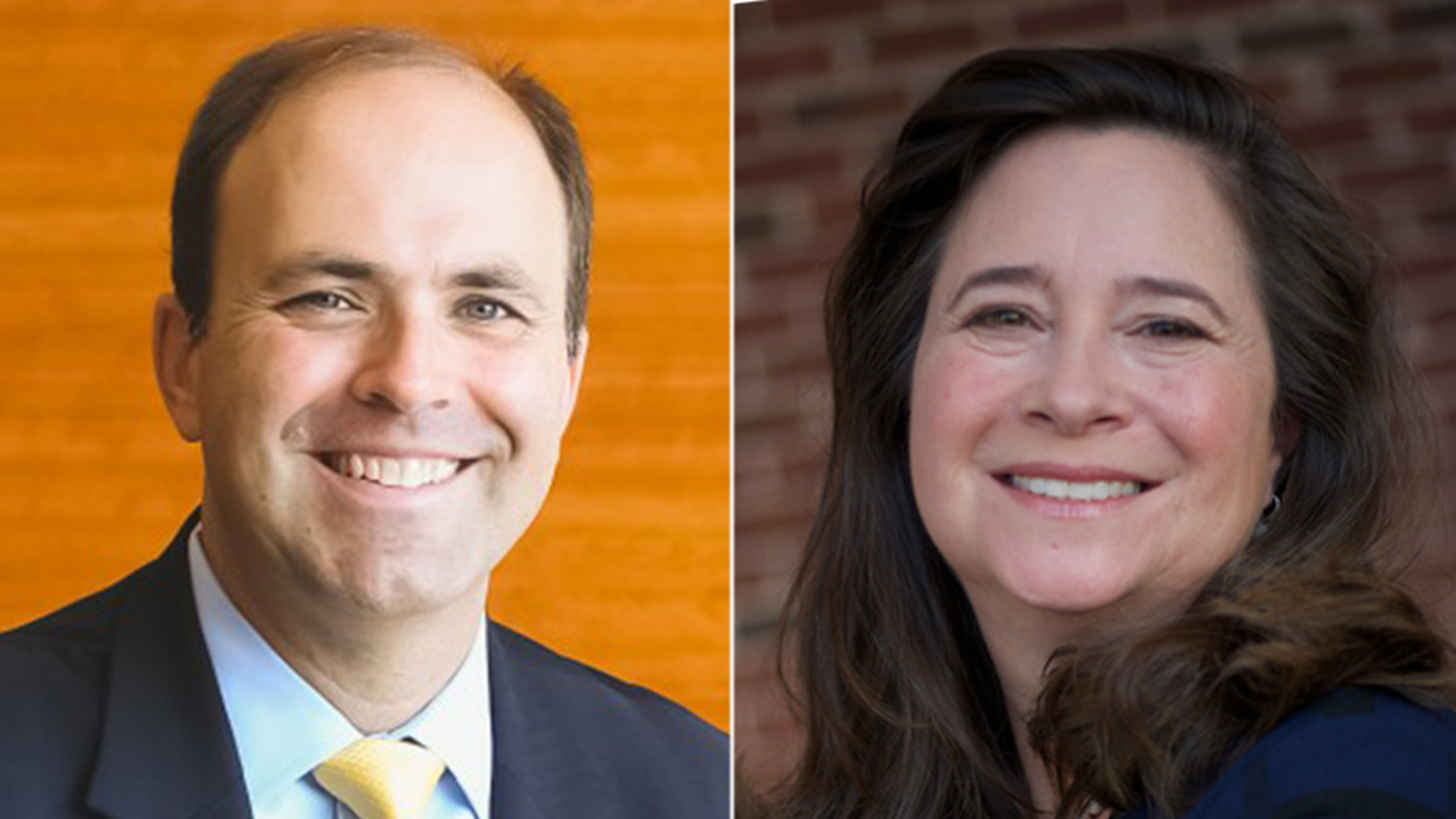 The race between David Yancey and Shelly Simonds has come down to a tie.