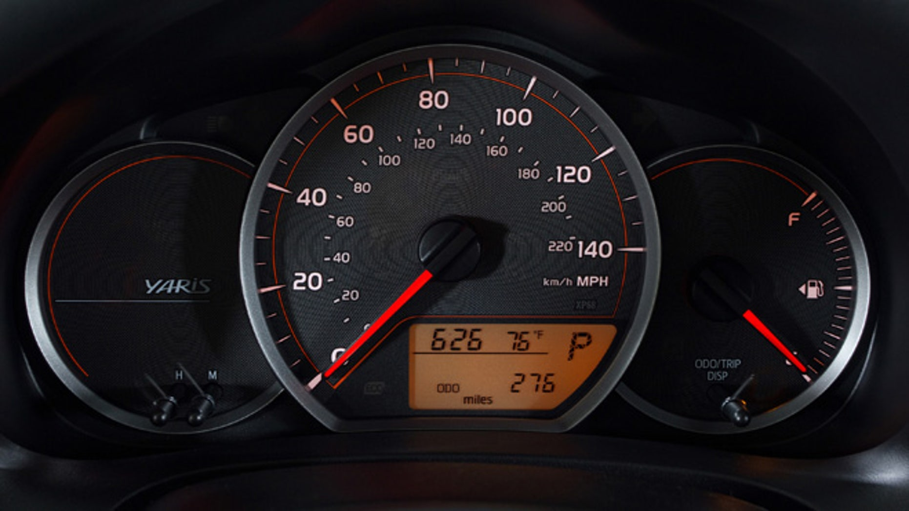 Speedometer top speed often exceeds reality | Fox News