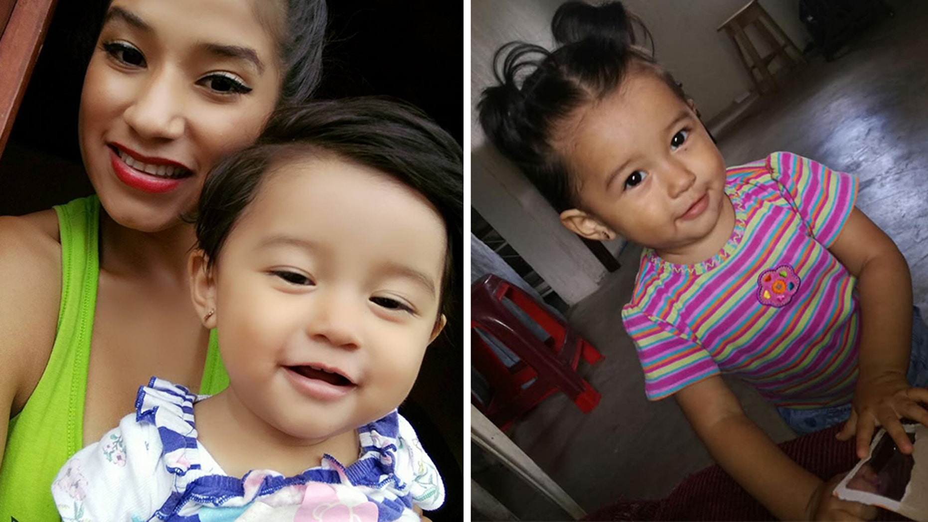 Yazmin Juarez and her daughter Mariee, the toddler, who died weeks after their release from a facility in Texas.
