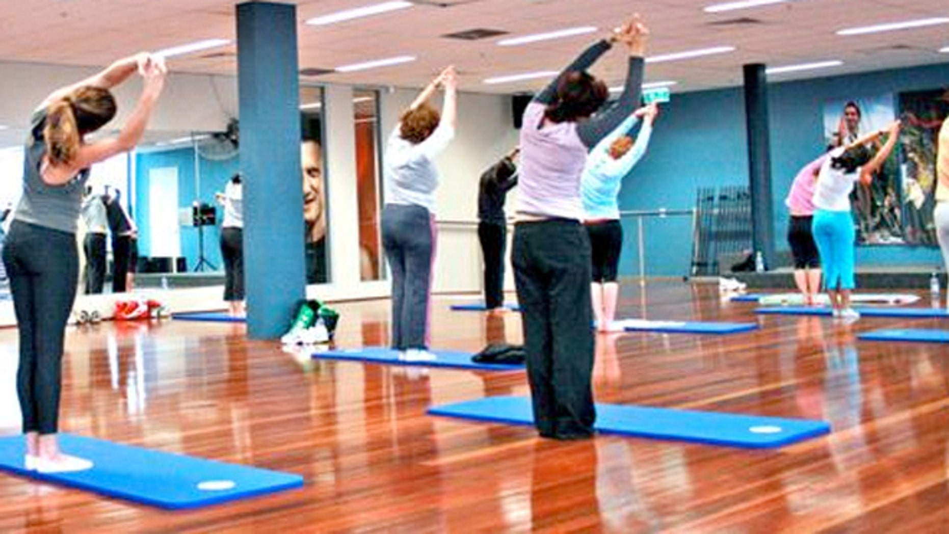 Exercise enthusiasts traveling through O'Hare Airport can now get their zen on.