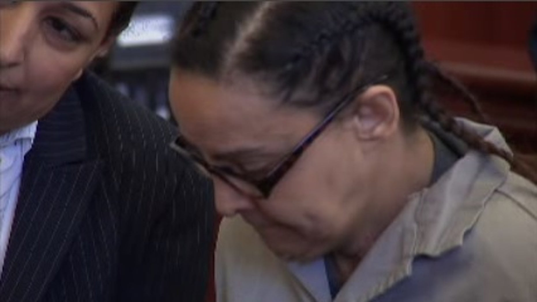 Yoselyn Ortega in court in 2013.