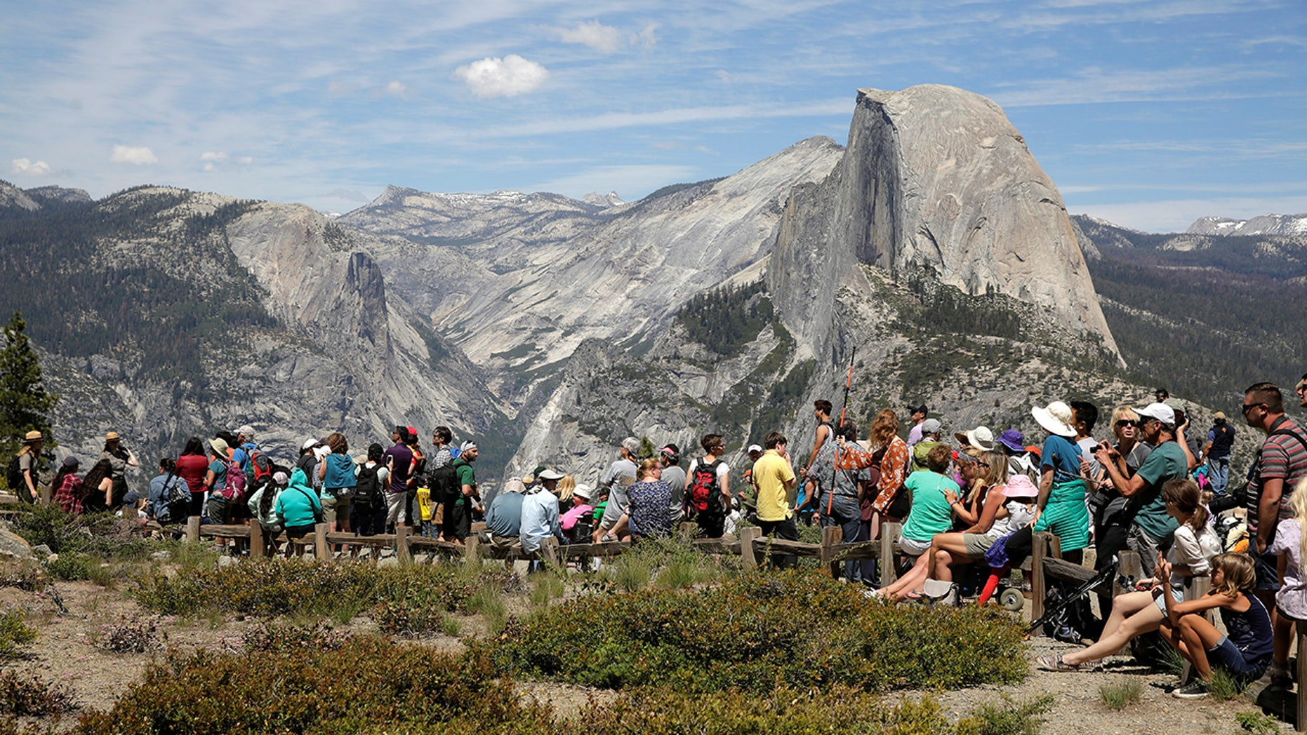 Nature lovers can enjoy free admission to parks that usually charge entry fees, like Yosemite.