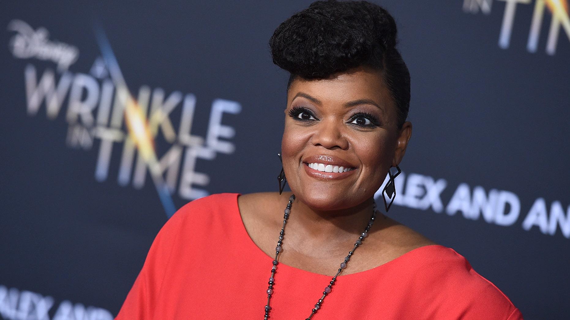 Former 'Community' actress Yvette Nicole Brown will interim host AMC's' 'Talking Dead' for Chris Hardwick