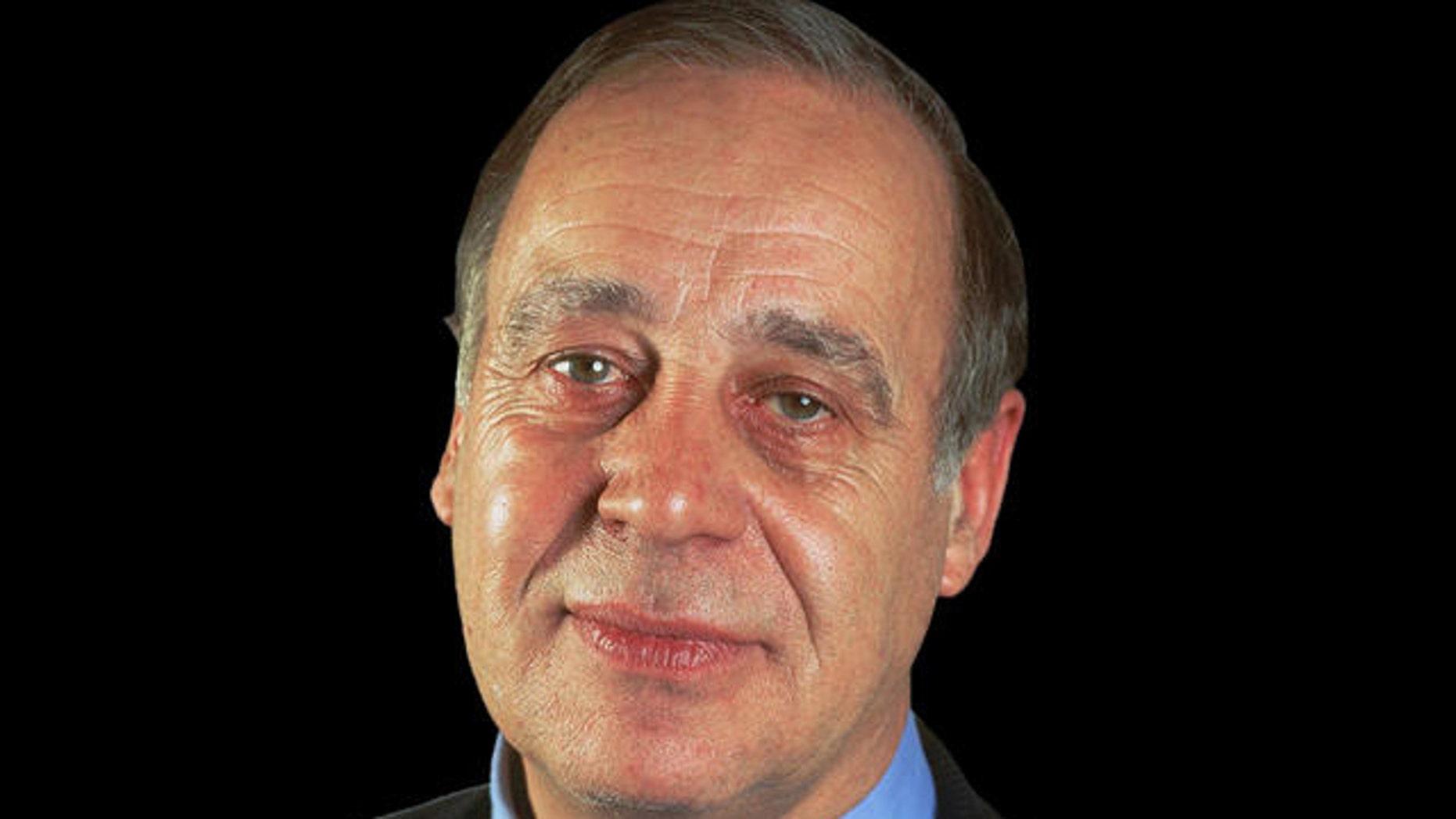 Shown here is former Swiss legislator Jean Ziegler.
