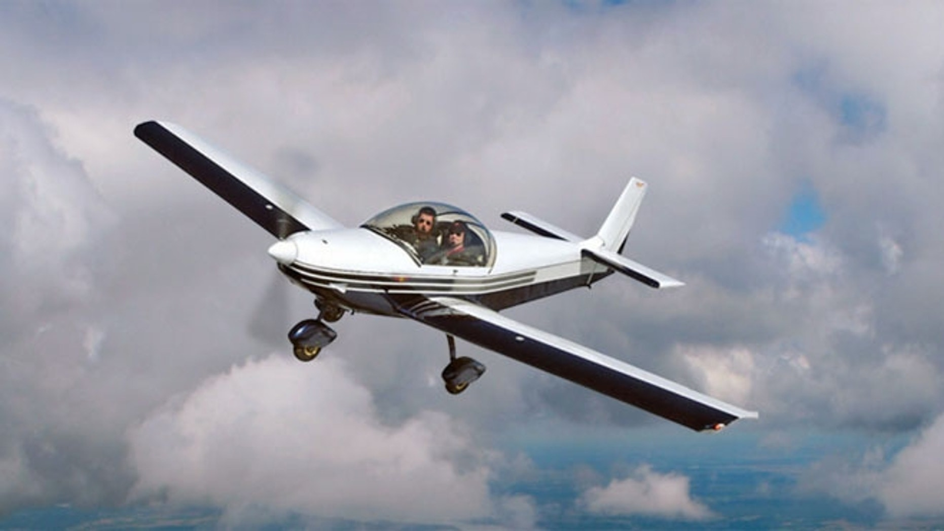 This photo shows a Zodiac 601 aircraft similar to the one involved in Friday's incident.