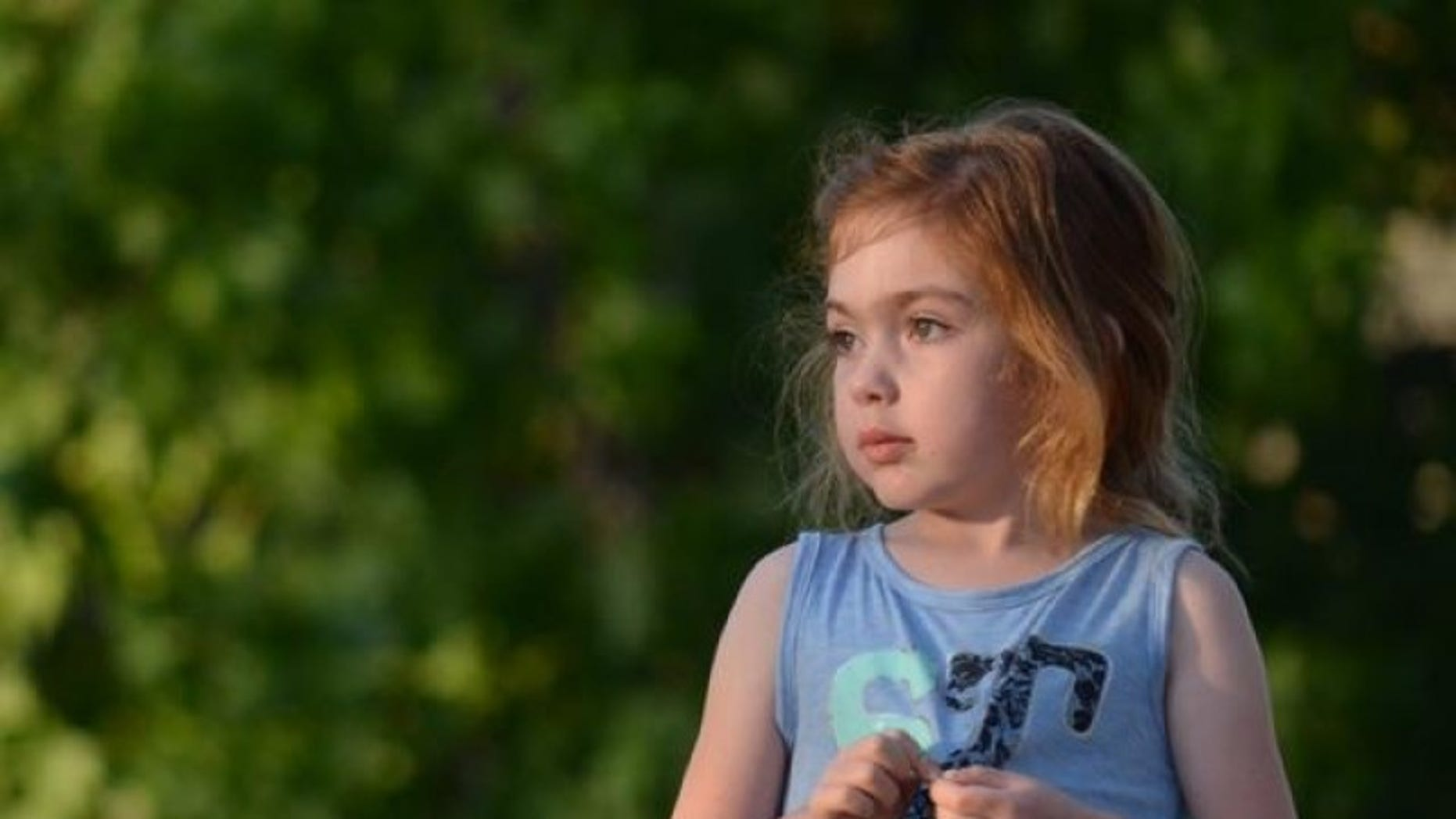 Zoe Dewaghe was diagnosed with Sanfilippo syndrome.