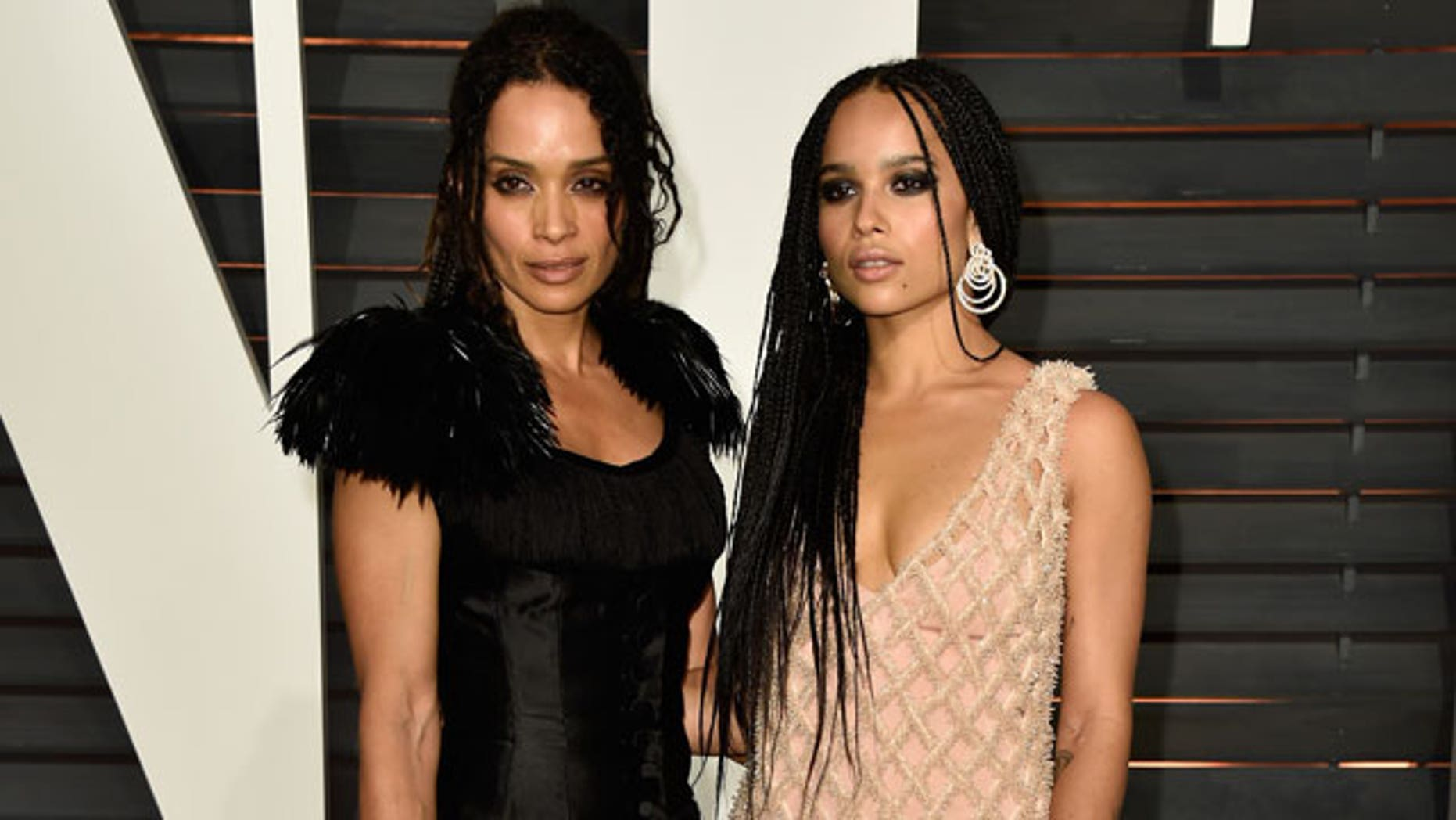 Zoe Kravitz Mom Lisa Bonet Is Disgusted By Bill Cosby