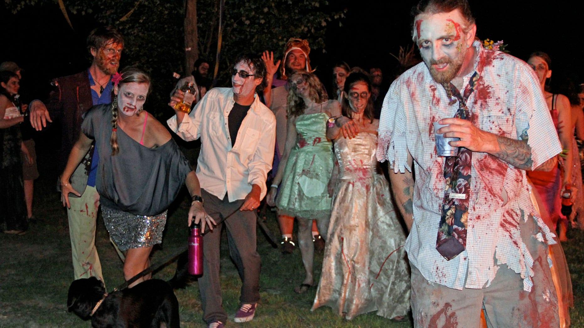 ACE Zombie Run, ACE Adventure Resort.