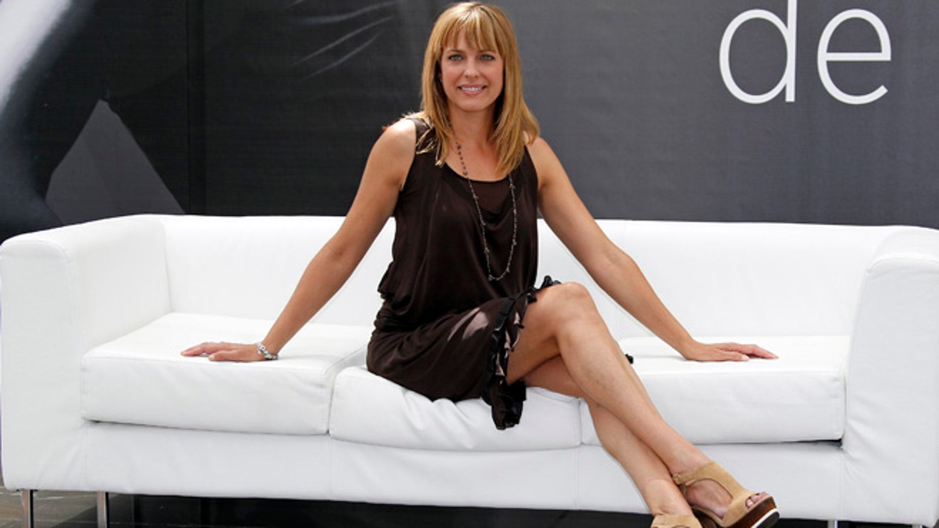 Arianne Zucker, the soap star embroiled in the Donald Trump scandal.