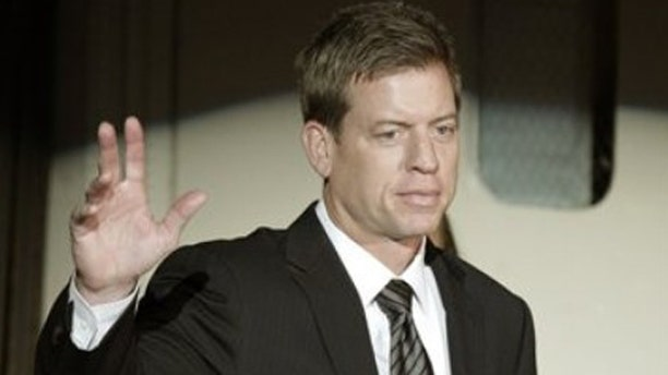 Former Cowboys quarterback Troy Aikman reportedly suffered four concussions that were not listed in an NFL study.