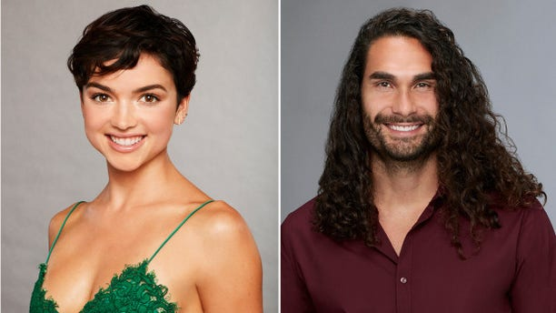 """""""Bachelor"""" franchise stars Bekah Martinez and Leo Dattavio are battling it out on social media after the 23-year-old reality star accused the stuntman of sexual harassment."""