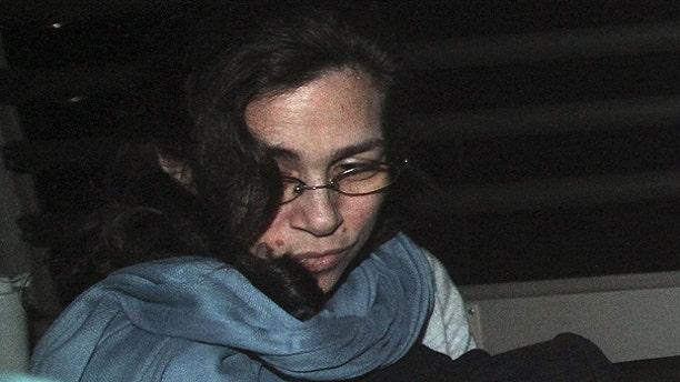 Nancy Kissel, of Michigan, is serving a life sentence in Hong Kong.