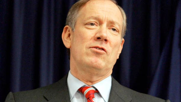 FILE: Former New York Gov. George Pataki has joined efforts to repeal the health care overhaul signed into law by President Obama in March.