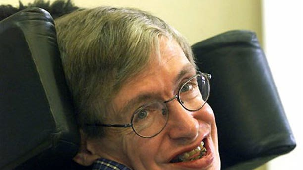 Stephen Hawking died Wednesday at age 76.