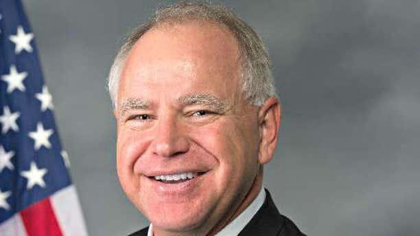Rep. Tim Walz, D-Minn.