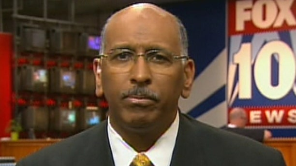 RNC Chairman Michael Steele