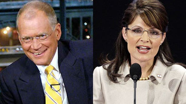 David Letterman apologized to Palin for crude jokes about her teenage daughter.