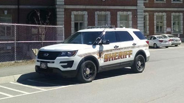 The incident took place in Orrington, Maine, after the child had an argument with his parents.