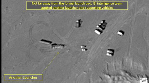 Satellite image from ImageSat International.