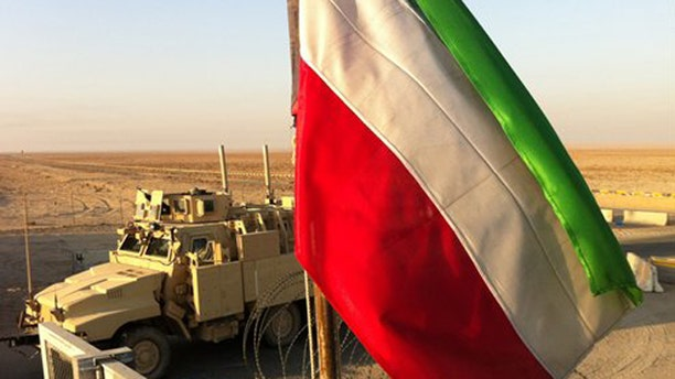 December 18, 2011: The last convoy of U.S. Soldiers leaves Iraq and enters Kuwait at the Khabari border crossing.