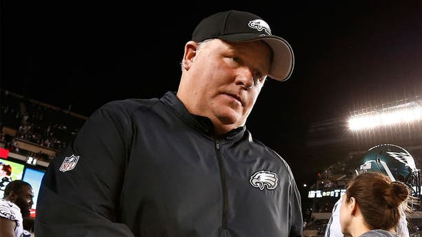 PHILADELPHIA, PA - SEPTEMBER 20: Head coach Chip Kelly of the Philadelphia Eagles walks off the field after their 20-10 loss to the Dallas Cowboys at Lincoln Financial Field on September 20, 2015 in Philadelphia, Pennsylvania. The Cowboys defeated the Eagles 20-10. (Photo by Rich Schultz /Getty Images)