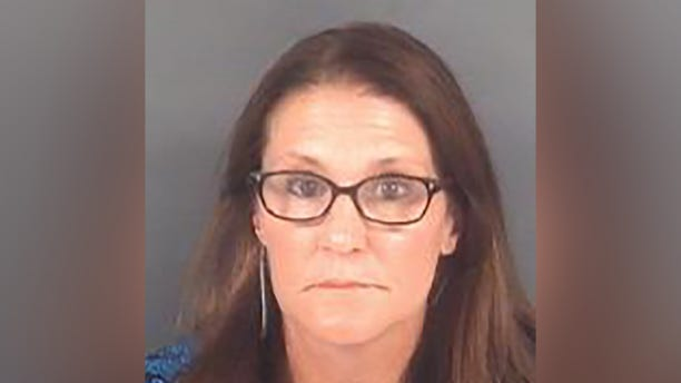 Sheri Williams Jones, 57, turned herself in Monday at the Cumberland County Detention Center.