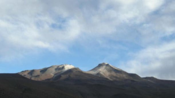 Cerro Uturuncu volcano in the Bolivian Altiplano (Jon Blundy)