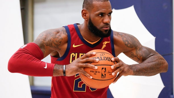 LeBron James, now in his 15th season, already has NBA watchers talking about a possible fifth MVP award.