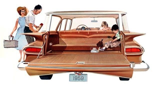 1959 Chevrolet Kingswood