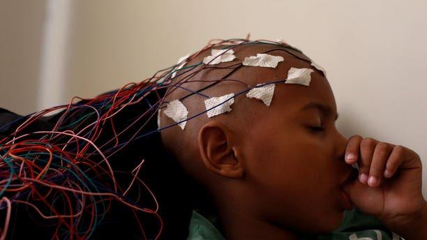 The Wider Image: Epileptics struggle amid drug shortages in Venezuela