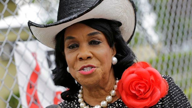 "As Trump and Rep. Frederica Wilson feud over comments made to a Gold Star family, the president has nicknamed the Florida Democrat ""Wacky Congresswoman Wilson."""