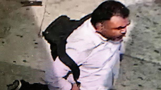 """A man with a backpack that was spotting running in the area before the attack was named a """"person of interest."""""""