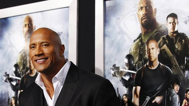 """Some might question the validity of professional wrestling as a sport, but there's no denying that Dwayne """"The Rock"""" Johnson showcased a fair amount of athleticism during his tenure with the WWF (and WWE). And while he might not be the first wrestler to become a film star, he's undoubtedly the most successful, having tackled family fare (""""Journey to the Center of the Earth,"""" """"The Game Plan""""), big-budget blockbusters (""""G.I.Joe: Retaliation,"""" """"Fast Five"""" ), and comedic roles (""""Get Smart,"""" """"Reno 911!: Miami"""")."""
