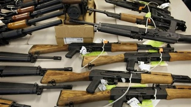 Federal agents lost control of some 2,000 weapons during a botched operation known as Fast and Furious.