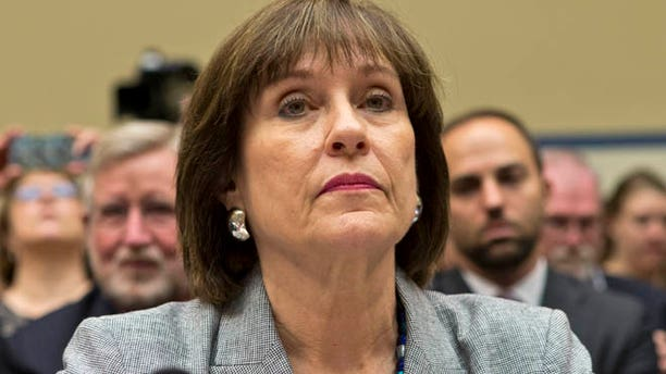 FILE: May 2013: IRS official Lois Lerner on Capitol Hill in Washington.