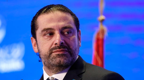 Lebanese Prime Minister Saad Hariri said earlier this month he was resigning from his position.
